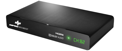 Decoder Android SMart TV DPST200A PNG